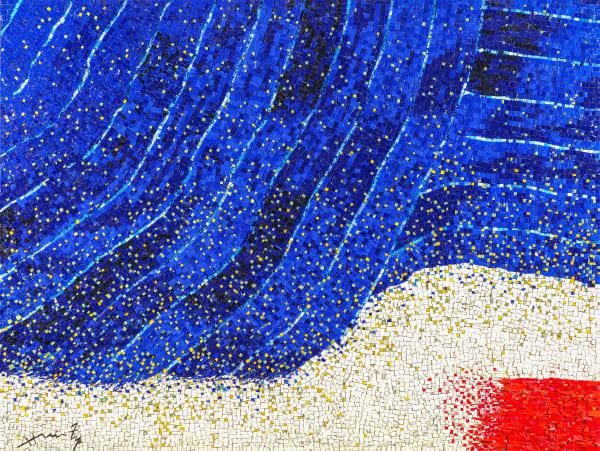 ARTpiece   Hsiao Chin's mosaics