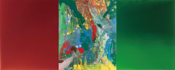 ARTicle   Li Lei's Abstract Art