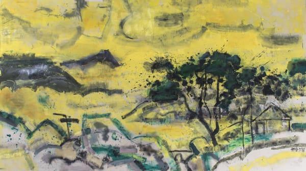 ARTicle | Wang Jieyin's Grand Landscapes, by Dr. Xia Kejun
