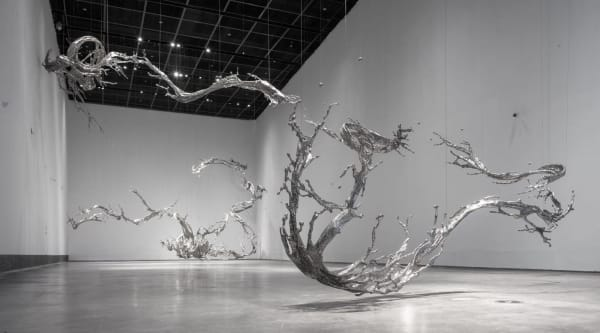 ARTpiece | Zheng Lu and his gravity-defying sculptures, by Huang Du
