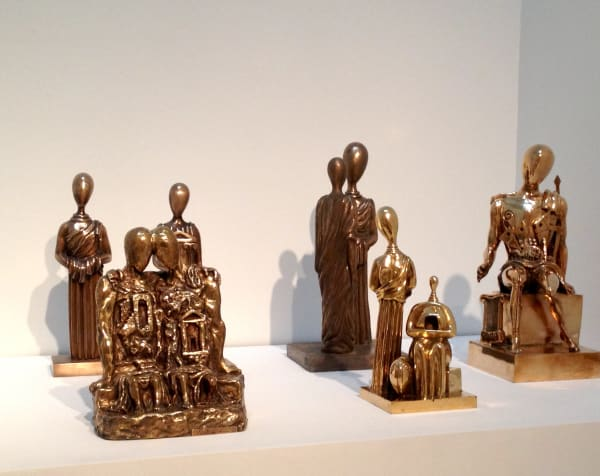 Myth and Archaeology in the work of Giorgio de Chirico | Phillips Collection, Washington D.C.