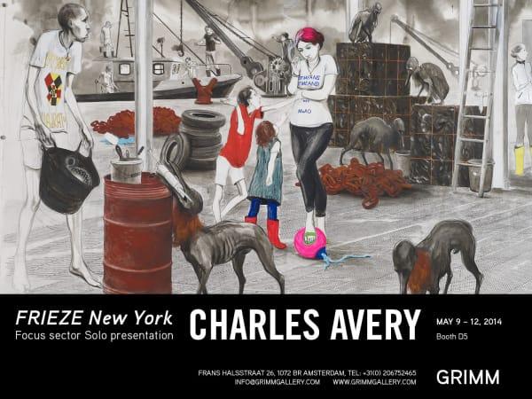 Frieze New York 2014