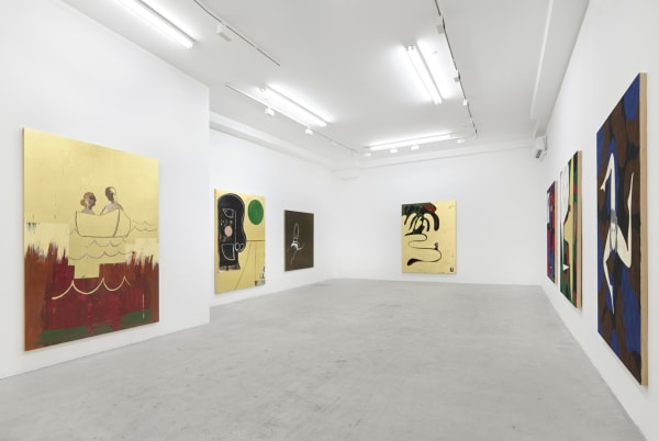 Dave McDermott: The Long Goodbye at Grimm Gallery (Opening Night Photos)