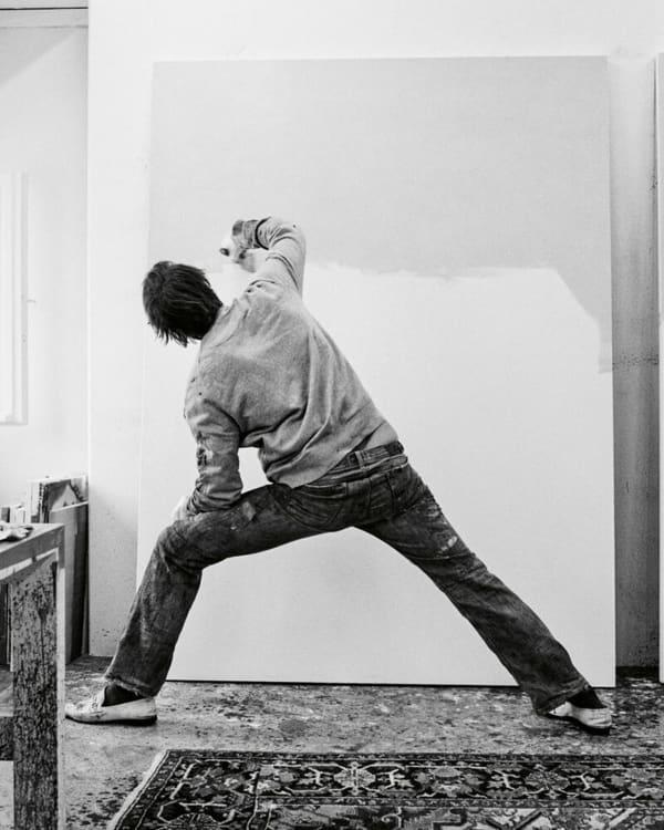 Wie entsteht ein Kunstwerk? (in German)