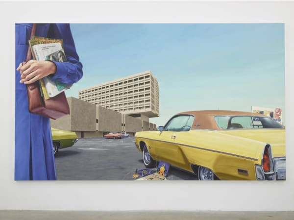 Eric White: Triage | Relics at GRIMM (New York)