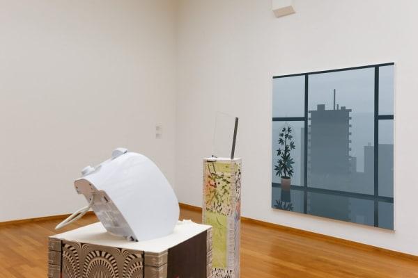 Alex Dordoy, 'Sleepwalker', installation view, The Gemeentemuseum Den Haag, 2014