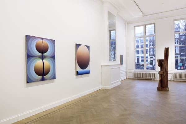 Romancing the Surface — Curated by Loie Hollowell, at GRIMM, Amsterdam
