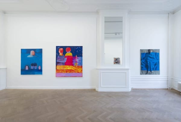 Equal Affections: GRIMM Gallery Group Exhibition Channels the Great Novel of David Leavitt