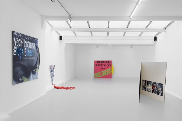 "Eric White ""Monaural"" @ GRIMM, Amsterdam"