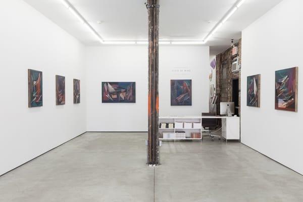 """Installation: """"State of Mind"""" Augustine Kofie"""