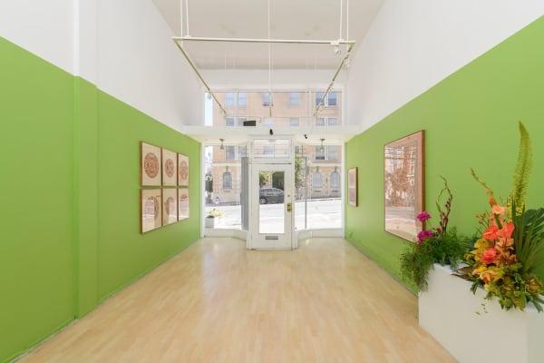 """Installation: """"IN BLOOM"""" Matthew Craven"""