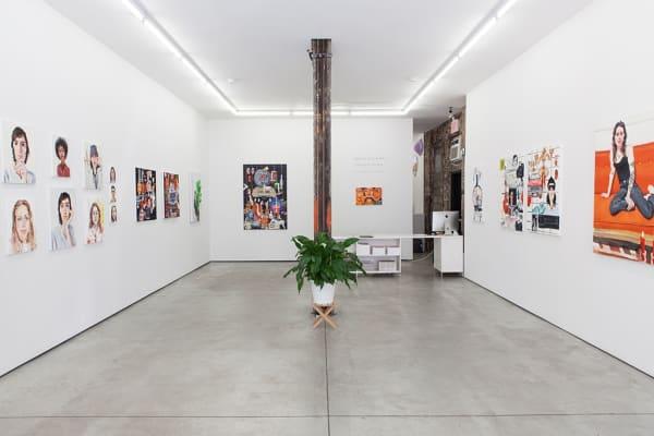 "Installation: ""People & Things"" Emilio Villalba"