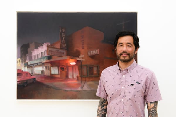 """Opening Reception: Kim Cogan """"Here Nor There"""""""