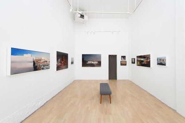 "Installation: Kim Cogan ""Here Nor There"""