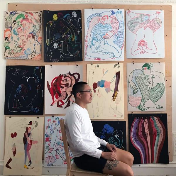 "Coming Soon: Jeffrey Cheung ""Tangle"""