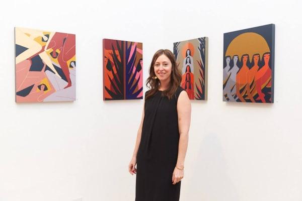 "Opening Reception: Laura Berger ""Sentient"""