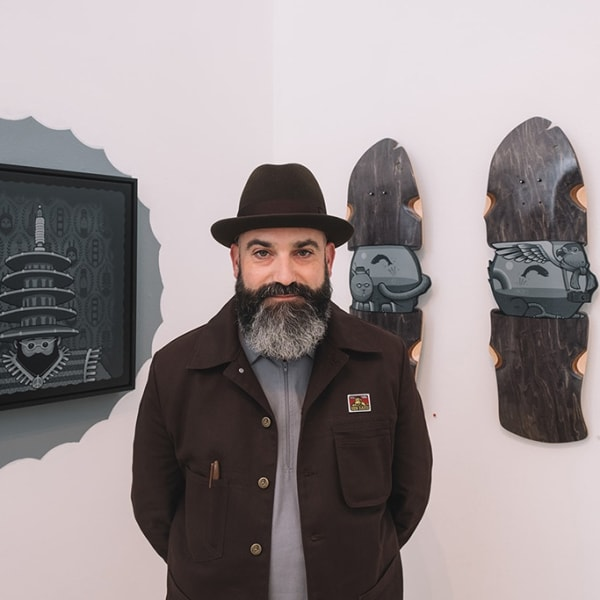 """Opening Night: Jeremy Fish """"The Fog Lovers Club"""""""