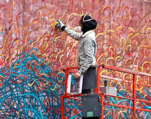 DALeast New York City Mural
