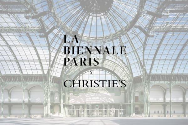 LA BIENNALE PARIS CHEZ CHRISTIE'S