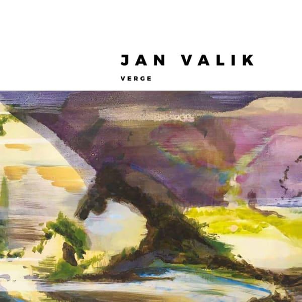 HUSK GALLERY PUBLICATION, Exhibition Catalogue Jan Valik - Verge
