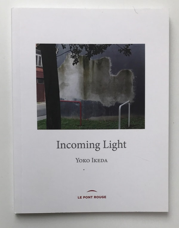 Incoming Light - Yoko Ikeda