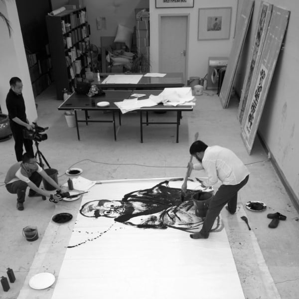 Li Jin: Being and Painting