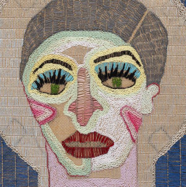 Paloma Castillo featured in Textiel Plus Magazine