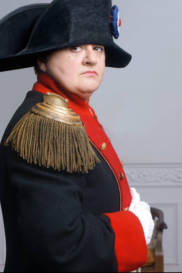 Cristina Coll, Napoleón.