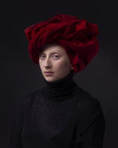 Hendrik Kerstens, Red Turban, 2015