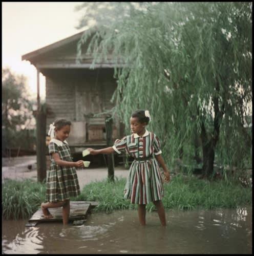 Gordon Parks, Untitled, Alabama, 1956, pigment print. ©The Gordon Parks Foundation. Used with permission.