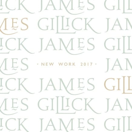 James Gillick: Still Lifes 2017