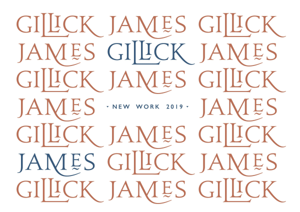 James Gillick: Still Lifes 2019