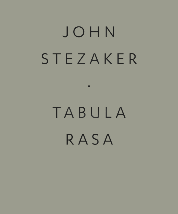 John Stezaker