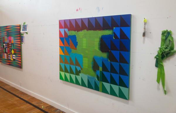 ART IN LOCKDOWN: JEFFREY GIBSON