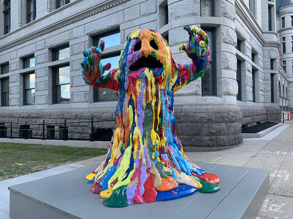 TONY TASSET'S BLOB MONSTER TOAST OF MILWAUKEE