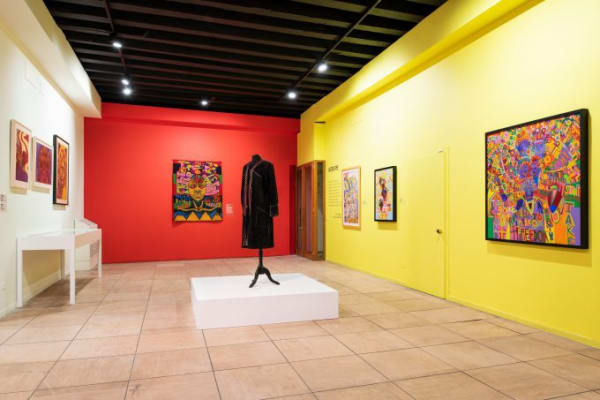 INSIDE LOOK AT AFRICOBRA: NATION TIME IN VENICE
