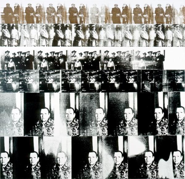 Art Basel OVR: Pioneers, Featuring Deborah Kass: The Warhol Project