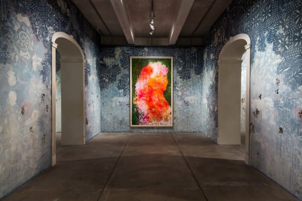 Installation view: Bloodlines, The Andy Warhol Museum, February 17–May 21, 2017