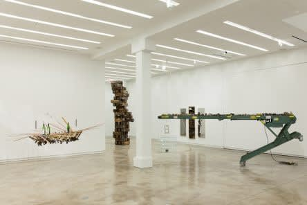 Glenn Kaino Leviathan, 2014, Kavi Gupta   Elizabeth St.