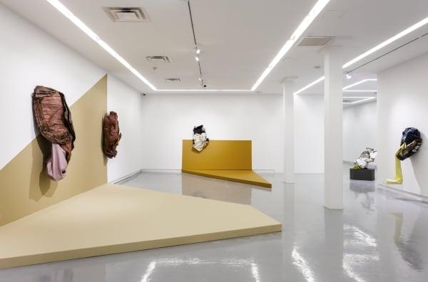 Kennedy Yanko, HANNAH, Installation View, 2019 (Kavi Gupta) Photo: John Lusis