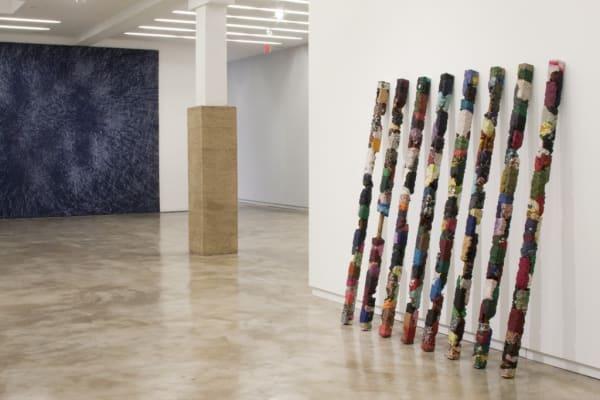 "Installation view of ""Manish Nai"" at Kavi Gupta | Elizabeth St."