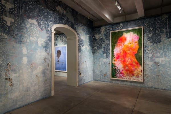 Firelei Báez: Bloodlines, at the Andy Warhol Museum