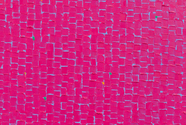 Young-Il Ahn, Water BLBP 16 (detail), 2016, Oil on canvas, 64 × 52 in. (162.56 × 132.08 cm), Courtesy of the Artist and Susan Baik/ Baik Art, © Young-Il Ahn, photo by Michael Underwood.