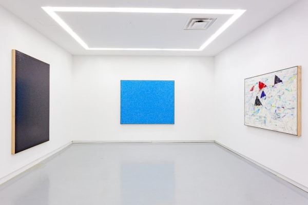 Young-Il Ahn, installation view at Kavi Gupta Gallery, Summer 2018