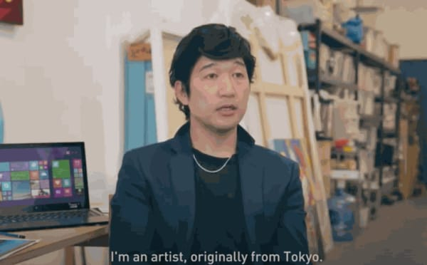 Tomokazu Matsuyama - Museum of Contemporary Art Sydney x Toshiba Documentary Film