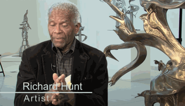 Richard Hunt - The Art of This Century