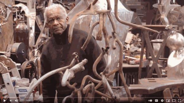 National Endowment for the Arts - Art Works Podcast: Sculptor Richard Hunt