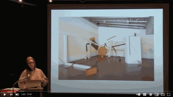 Katie Bell - Artist's Talk