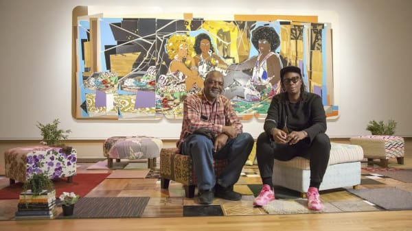 Kerry James Marshall and Mickalene Thomas Discuss Figuring History at the SAM