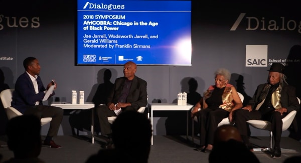 EXPO CHICAGO 2018 /Dialogues: AfriCOBRA: Chicago in the Age of Black Power